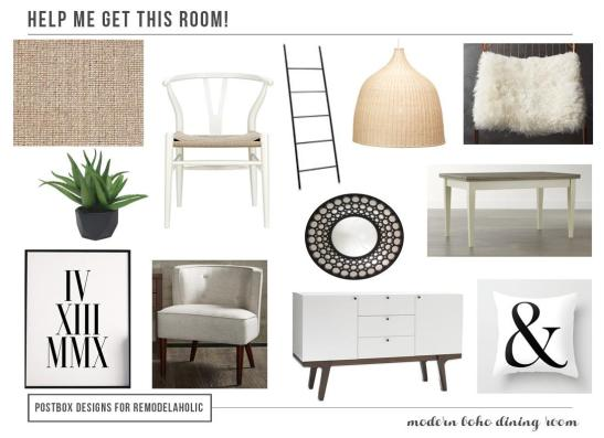 Remodelaholic Create Boho Chic Style Your Home