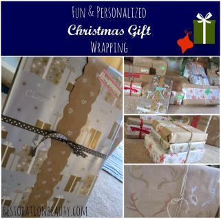Restoration Beauty Fun Personalized Christmas Gift