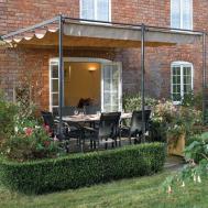 Retractable Metal Garden