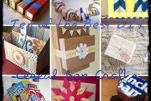 Rhiana Reports Ten Best Diy Cereal Box Crafts