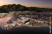 Rio 2016 Barra Olympic Park Wsdg