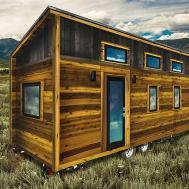 Roanoke Tumbleweed Tiny House Company Living