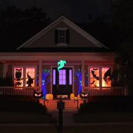 Rosemary Lane Outdoor Halloween Decorating