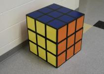 Rubix Cube Coffee Table