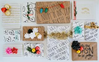 Ruff Draft Creative Holiday Wrapping Ideas Anders