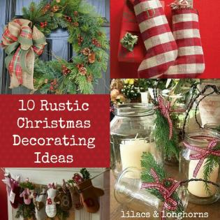 Rustic Holiday Decor Ideas Modern Diy Art Designs
