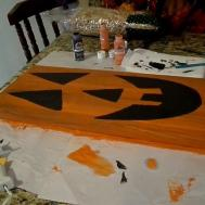 Rustic Jack Lantern Porch Decor Crafts Diy