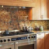 Rustic Kitchen Backsplash Ideas Houses Designing