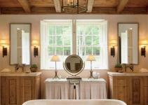 Rustic Modern Bathroom Designs Mountainmodernlife