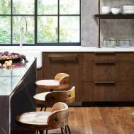 Rustic Modern Kitchen Decor