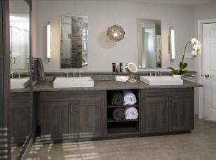 Rustic Modern Master Bathroom Designs Remodeling
