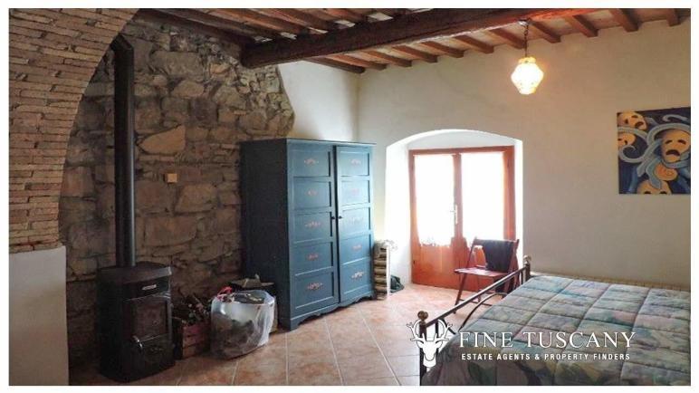 Rustic Studio Apartment Sale Tuscany Italy