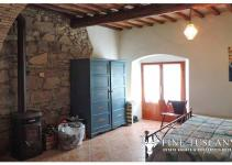 Rustic Studio Apartment Sale Tuscany Italy
