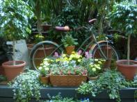 Rusty Relic Garden Decorating Ideas