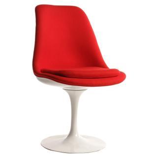 Saarinen Upholstered Tulip Chair Replica Eero