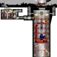 Sale Decommissioned Missile Silo Feet Underground
