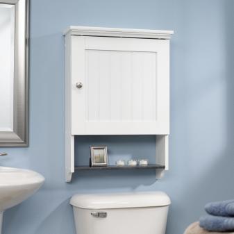 Sauder Bath Wall Cabinet