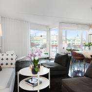 Scandinavian Apartment Interior Design Adorable Home