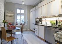 Scandinavian Design Kitchen Modern