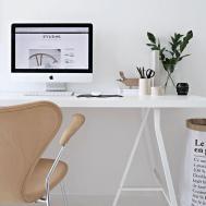 Scandinavian Home Office Design Ideas Style Minimalism