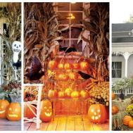 Scary Outdoor Halloween Decorating Ideas Clipgoo