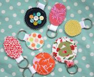 Scrap Your Stash Guest Post Fabric Key Chain Tutorial
