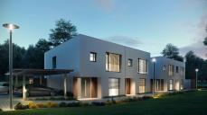 Semi Detached Houses Austria Architectural