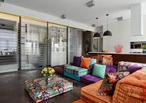 Sergey Makhno Designs Eclectic Apartment Kiev