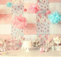 Shabby Chic Princess Tea Party