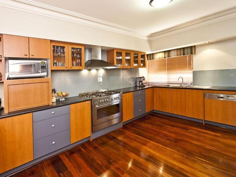 Shaped Modern Modular Kitchen Designs Smith Design