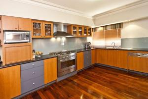 Shaped Modern Modular Kitchen Designs Smith Design