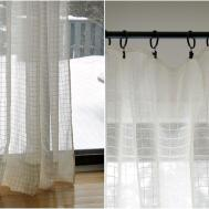 Sheer Curtains Blinds Ideas Home Designs