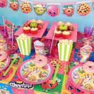 Shopkins Party Ideas Delights Blog