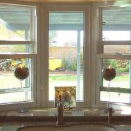 Show Kitchen Bay Windows Above Sink