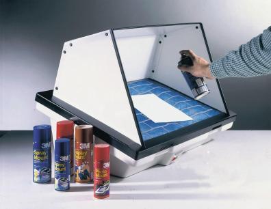 Simair Gloobooth Spray Booth