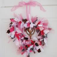 Simple Diy Valentine Day Wreaths Heather Roberts