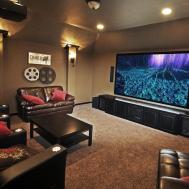 Simple Home Theater Ideas Pixshark