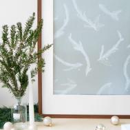 Simple Modern Diy Holiday Wall Art Ctrl Curate
