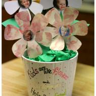 Simple Mother Day Gift Ideas Grandma Flower Pot