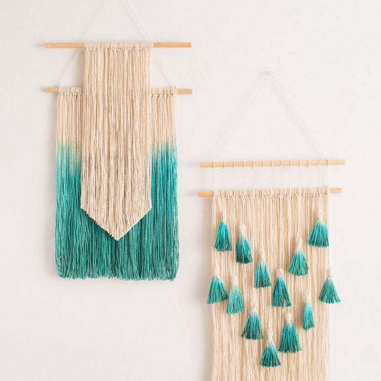 Simple Ways Make Wall Art String Brit