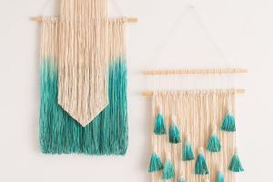 Simple Ways Make Wall Art String Brit