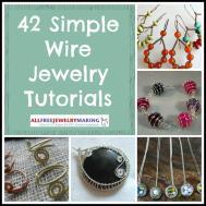 Simple Wire Jewelry Making Tutorials