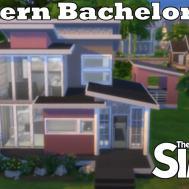 Sims Modern Bachelor Pad Collab Megasimmer