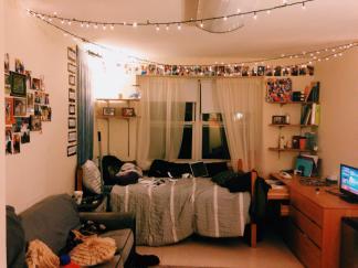 Single Dorm Room Ideas Bitdigest Design Cute
