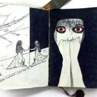 Sketch Book Altered Art Visual Arts