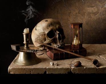 Skull Artworks Depicting Death Memento Mori Scene360