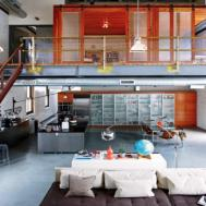 Sleek Industrial Apartment Interior Design Ideas