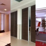 Sliding Folding Partition Wall Office