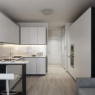 Small Apartment Modern Minimalist Interior Design