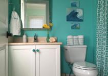 Small Bathroom Toilets Vanity Seating Area